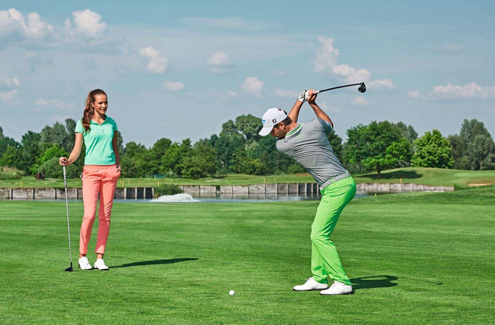 Alberto Golf Golfplatz