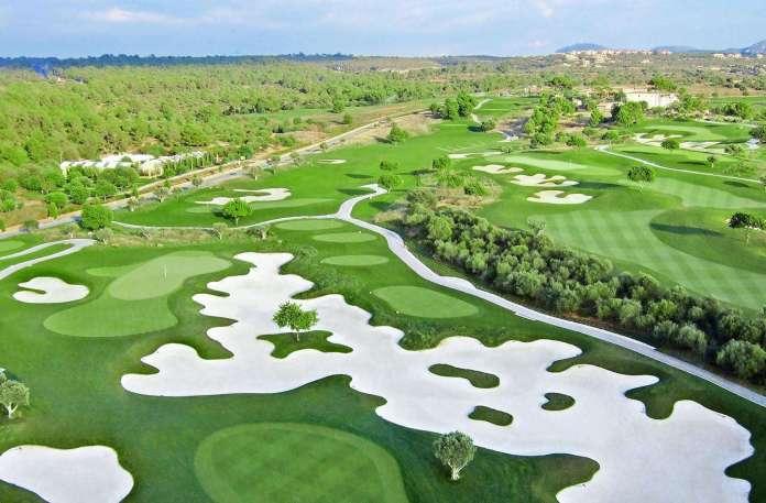 Golf Son Gual Golfplatz