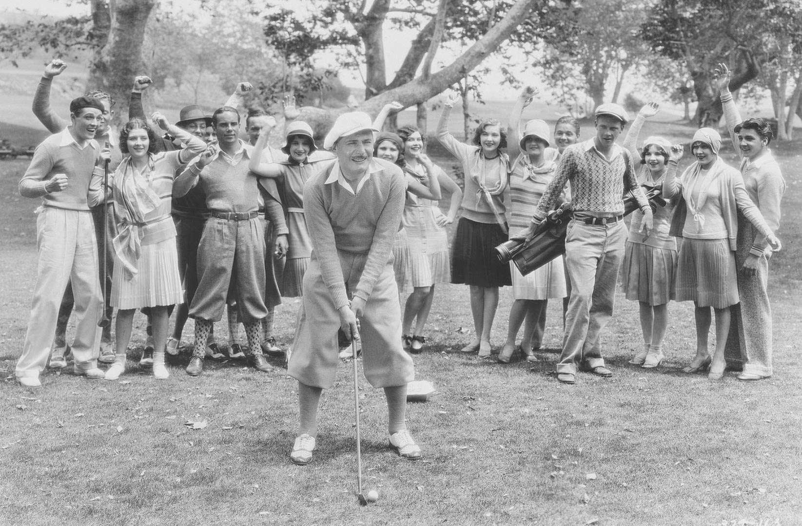 Golfsport Vorurteile