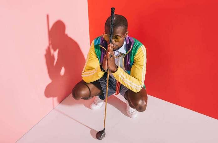 Locker Golf spielen
