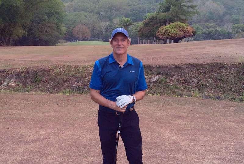 Michael Bolton Golfplatz