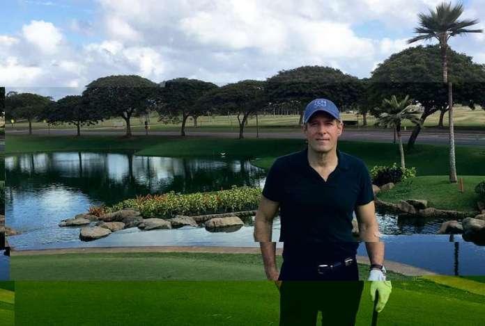 Michael Bolton Golf