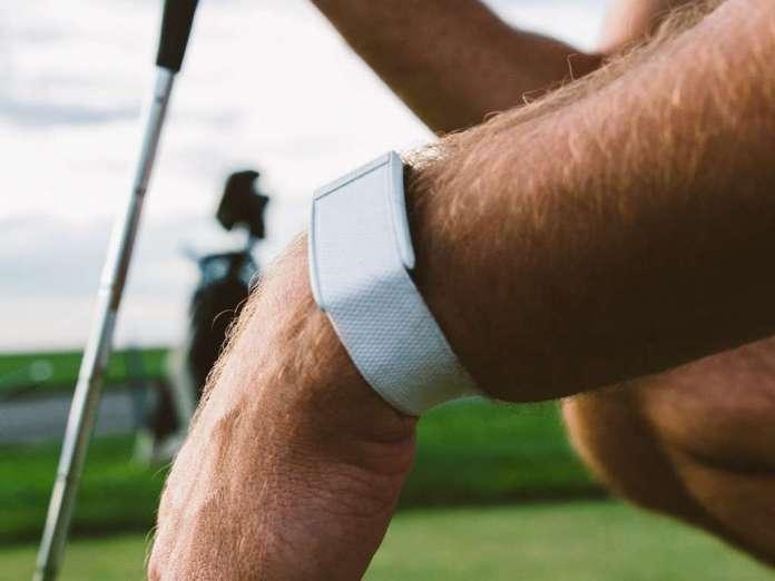 Whoop Strap 3.0 für Golfer
